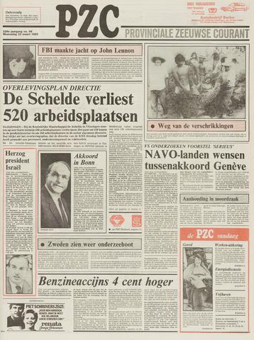 Provinciale Zeeuwse Courant 1983-03-23
