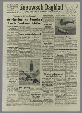 Zeeuwsch Dagblad 1956-09-25