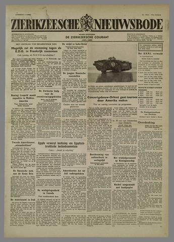 Zierikzeesche Nieuwsbode 1954-04-03