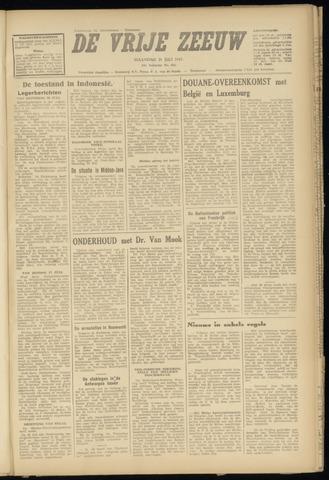 de Vrije Zeeuw 1947-07-28