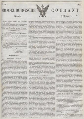 Middelburgsche Courant 1867-10-08