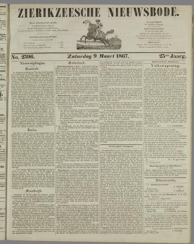 Zierikzeesche Nieuwsbode 1867-03-09
