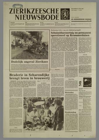 Zierikzeesche Nieuwsbode 1987-07-27