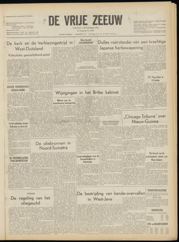 de Vrije Zeeuw 1953-09-04