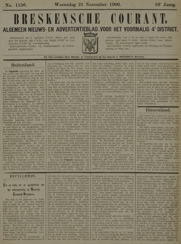 Breskensche Courant 1906-11-21