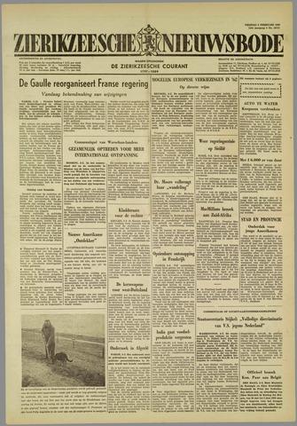 Zierikzeesche Nieuwsbode 1960-02-05
