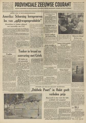 Provinciale Zeeuwse Courant 1957-06-20