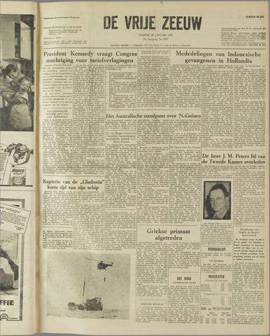de Vrije Zeeuw 1962-01-26