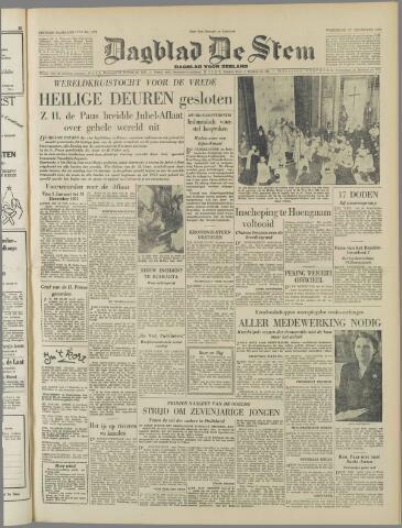 de Stem 1950-12-27