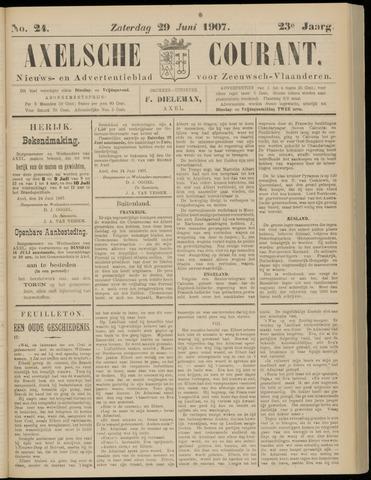 Axelsche Courant 1907-06-29
