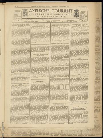 Axelsche Courant 1945-11-14