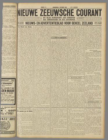 Nieuwe Zeeuwsche Courant 1931-10-01