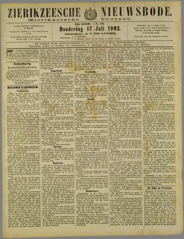Zierikzeesche Nieuwsbode 1902-07-17