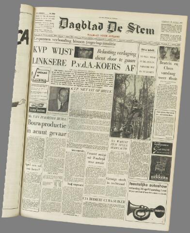 de Stem 1966-04-29
