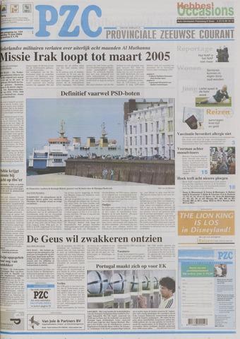 Provinciale Zeeuwse Courant 2004-06-12