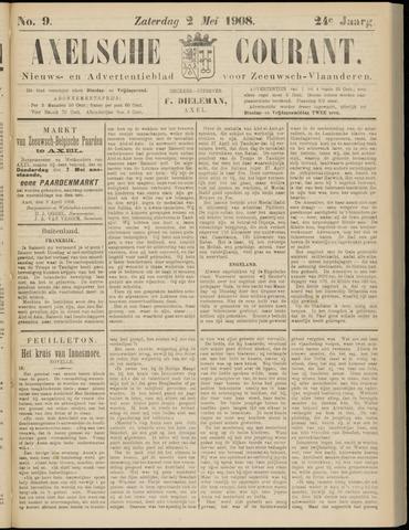 Axelsche Courant 1908-05-02