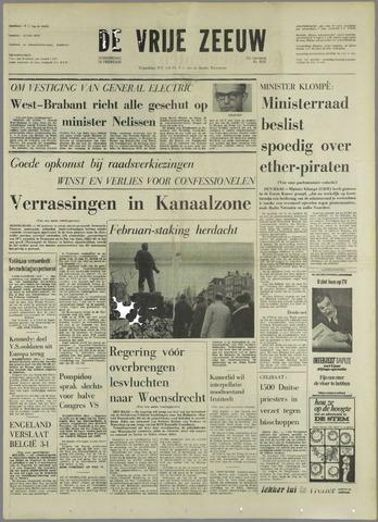 de Vrije Zeeuw 1970-02-26