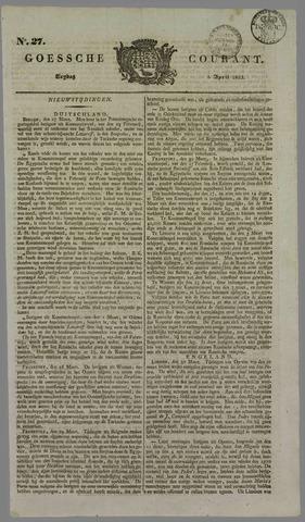 Goessche Courant 1833-04-05