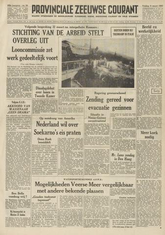 Provinciale Zeeuwse Courant 1962-03-09