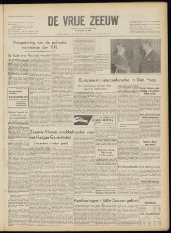 de Vrije Zeeuw 1953-11-27