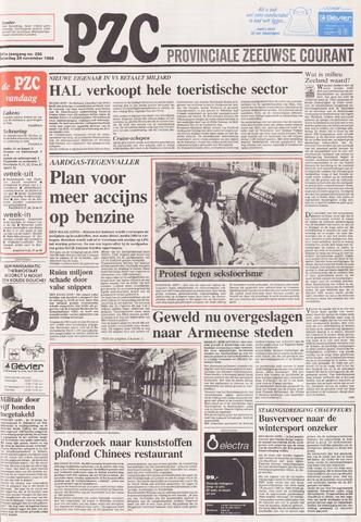 Provinciale Zeeuwse Courant 1988-11-26