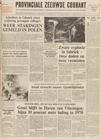 Provinciale Zeeuwse Courant 1971-01-08