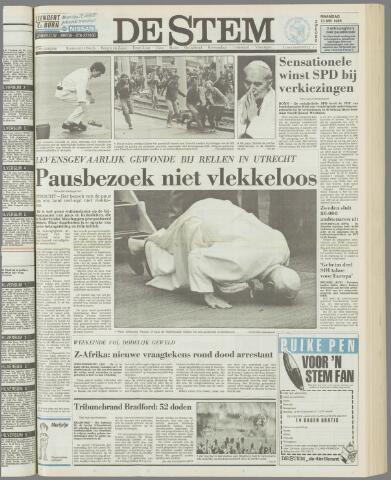 de Stem 1985-05-13