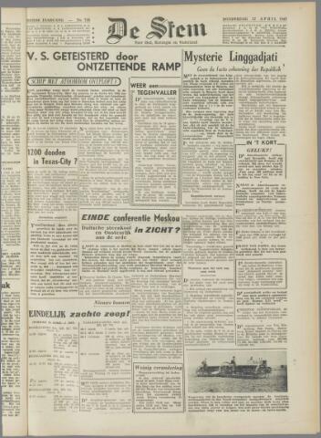 de Stem 1947-04-17