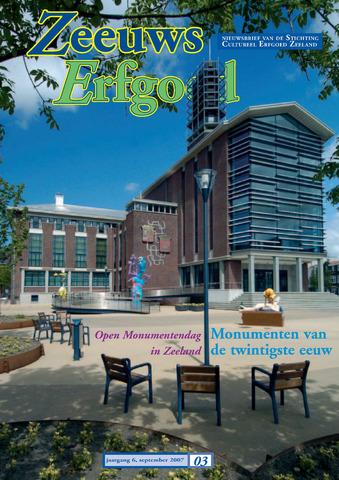 Zeeuws Erfgoed 2007-09-01