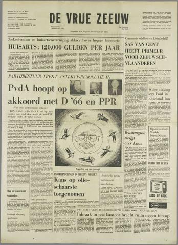 de Vrije Zeeuw 1971-02-03