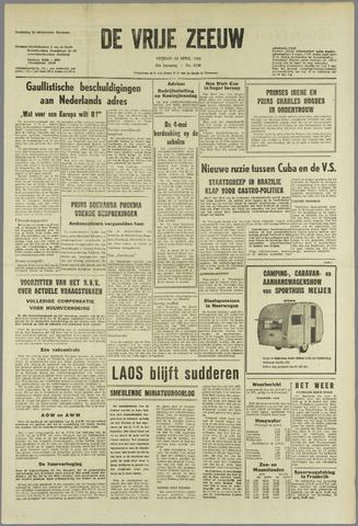 de Vrije Zeeuw 1964-04-24