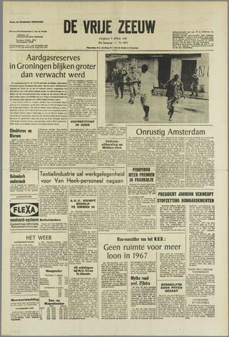de Vrije Zeeuw 1967-04-07