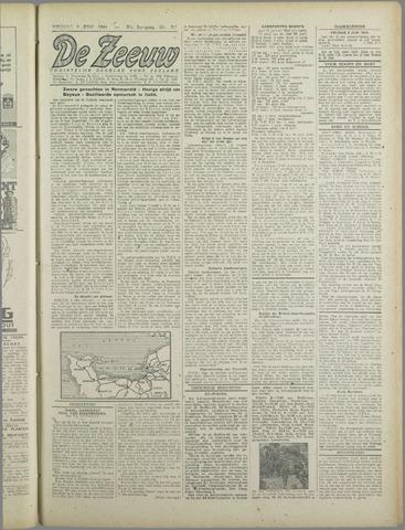 De Zeeuw. Christelijk-historisch nieuwsblad voor Zeeland 1944-06-09