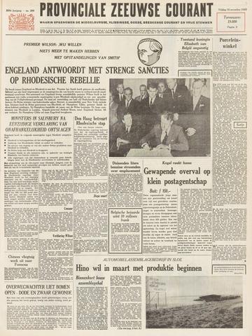 Provinciale Zeeuwse Courant 1965-11-12