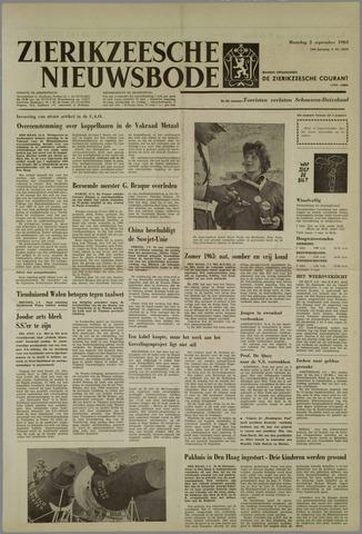 Zierikzeesche Nieuwsbode 1963-09-02