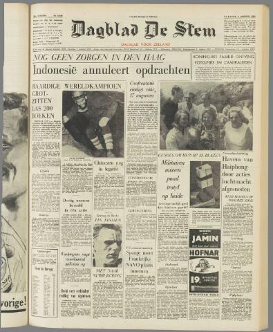 de Stem 1966-08-05