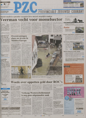 Provinciale Zeeuwse Courant 2006-03-31