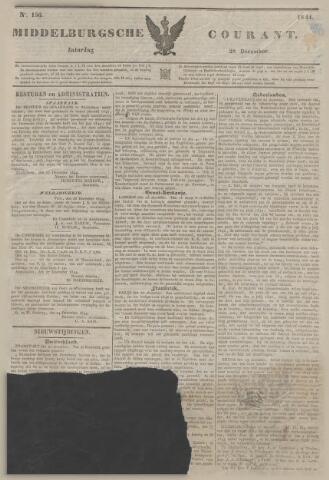 Middelburgsche Courant 1844-12-28
