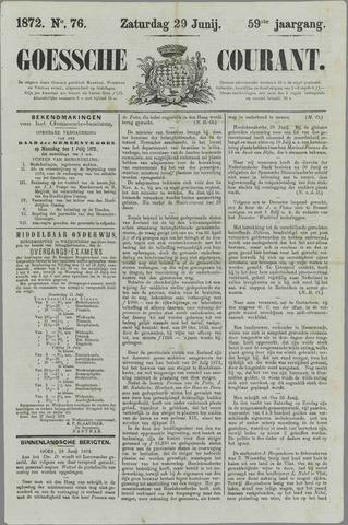 Goessche Courant 1872-06-29