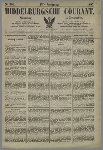 Middelburgsche Courant 1887-12-12