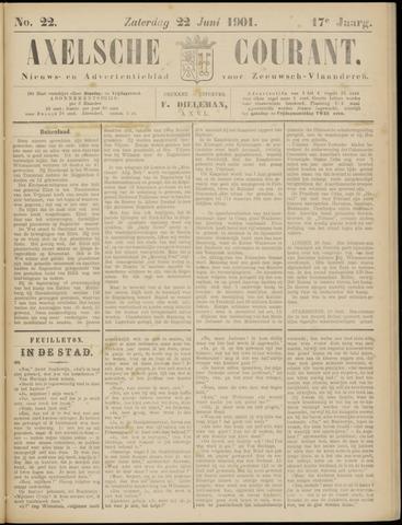 Axelsche Courant 1901-06-22