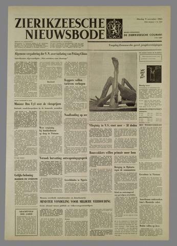 Zierikzeesche Nieuwsbode 1965-11-09