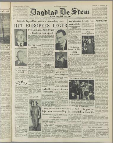 de Stem 1951-12-11