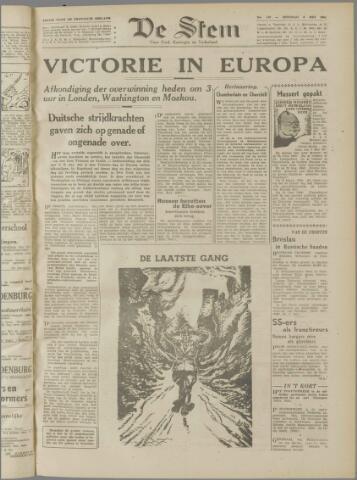de Stem 1945-05-08
