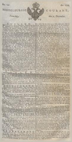Middelburgsche Courant 1776-12-07