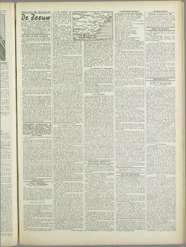 De Zeeuw. Christelijk-historisch nieuwsblad voor Zeeland 1944-08-18