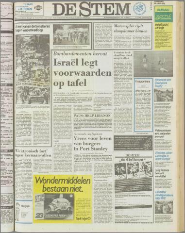 de Stem 1982-06-14