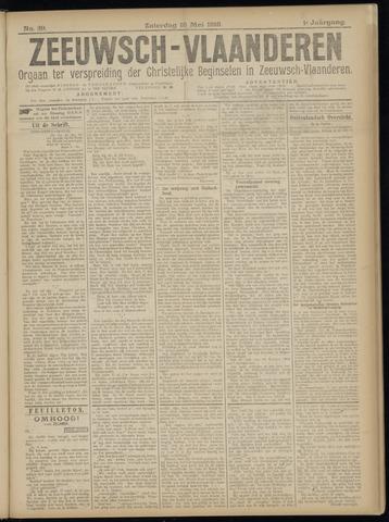 Luctor et Emergo. Antirevolutionair nieuws- en advertentieblad voor Zeeland / Zeeuwsch-Vlaanderen. Orgaan ter verspreiding van de christelijke beginselen in Zeeuwsch-Vlaanderen 1918-05-18