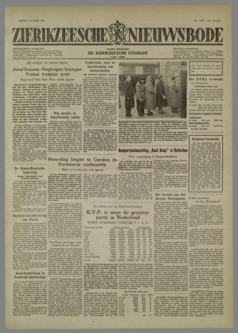 Zierikzeesche Nieuwsbode 1954-04-23