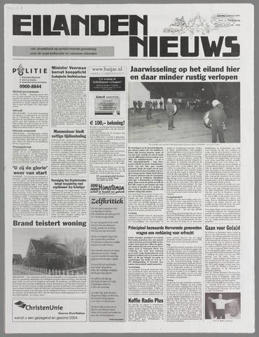 Eilanden-nieuws. Christelijk streekblad op gereformeerde grondslag 2004-01-06